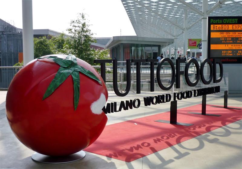 TUTTOFOOD 3 – 6 maggio Milano