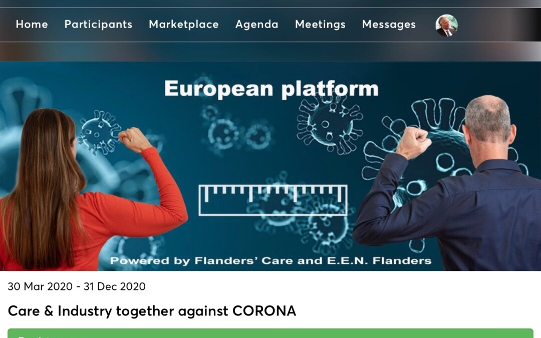 Care & Industry together against Corona 30 March 31 Dec 2020